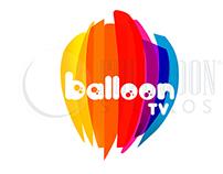 Balloon TV channel identity