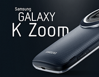 Infographics Galaxy K zoom
