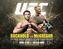 UFC Fight Design & Marketing