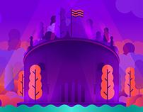 Light Festival Campaign