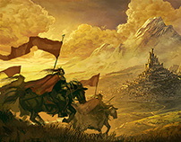 Kings of the Realm: Artwork for Community News Posts