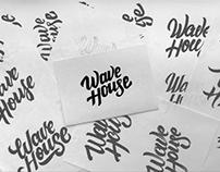 Wave house / Surf school branding