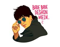 SRK | Google Allo App