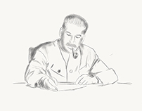 Политические деятели - И.Сталин
