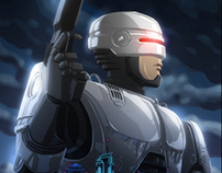 Robocop - Non Official Illustration