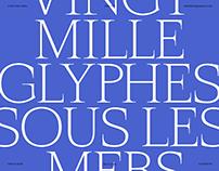 Nautila Regular - Typeface