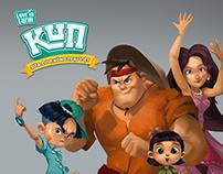 KUN - Love'n Farm - Character design