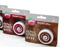Godrej Expert Creme | Packaging Design