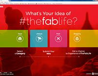 ZFab_Website Design