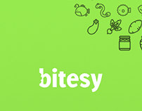 Bitesy App Concept
