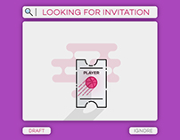 """Looking For Invitation 