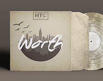CD covers for HTC Music