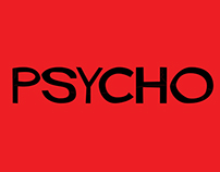 Psycho Title Sequence Redesign