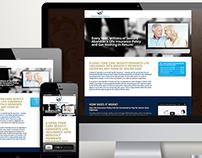 PBS Responsive Website Design