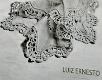 Livro de arte Luiz Ernesto