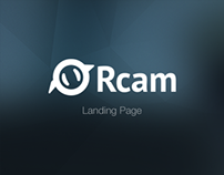Rcam Landing Page