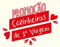 App MAGGI® - Promoção Cozinheiras