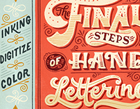 Skillshare: The Final Steps of Hand-Lettering