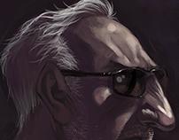 Oldman Speedpaint 2