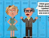 Teacher Talk (comic)