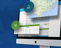 OSP App Landing Page
