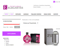 Perfums e-Commerce