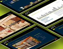Architect Reza Kabul - Website Design