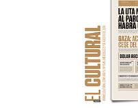 El Cultural Newspaper special edition