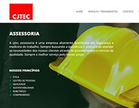 CJTEC Assessoria Website