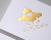 Duplicata Paris: Visual Identity