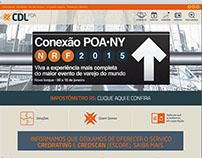 Novo site CDL Porto Alegre