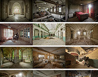 Lost Places Calendar 2015