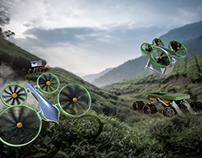 Drone Concept Design