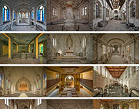 Lost Churches & Chapels Calendar 2015