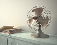 Ventilador (3D Model)