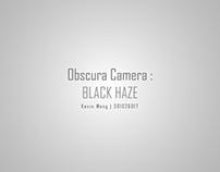 Camera Obscura: Black Haze