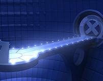 X-Men Cerebro Model
