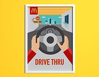 McDonalds Posters