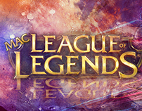 Mac League of Legends Group Facebook Cover Photo