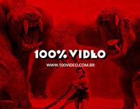 100% VIDEO - site