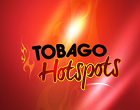 Tobago HotSpots Website Design & Press Concepts