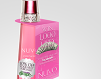 Nuvo Alcohol Concept