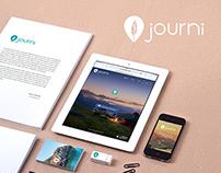 journi - brand identity