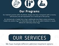 Southeast Addiction Infographic