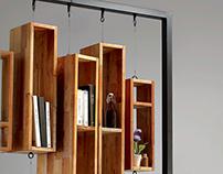 Book Storage. 2014