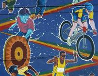 Mural Bulevar Tulcán