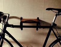 Handmade Bike Hanger