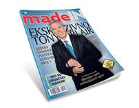 Magazine Design - madeIN