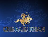 Chinggis Khan and Soyombo Vodka AD