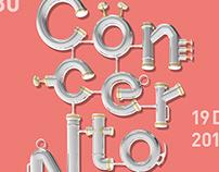 Concerto de Natal 2015 - BMCarvalheira